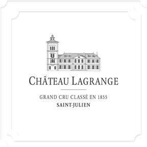 CHATEAU LAGRANGE   GRAND CRU CLASSE EN 1855 SAINT-JULIEN