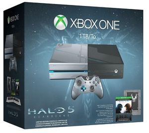 #eBay: $369.99: New Xbox One 1TB Console Halo 5: Guardians Limited Edition Bundle - $369.99  FS #LavaHot http://www.lavahotdeals.com/us/cheap/xbox-1tb-console-halo-5-guardians-limited-edition/76196
