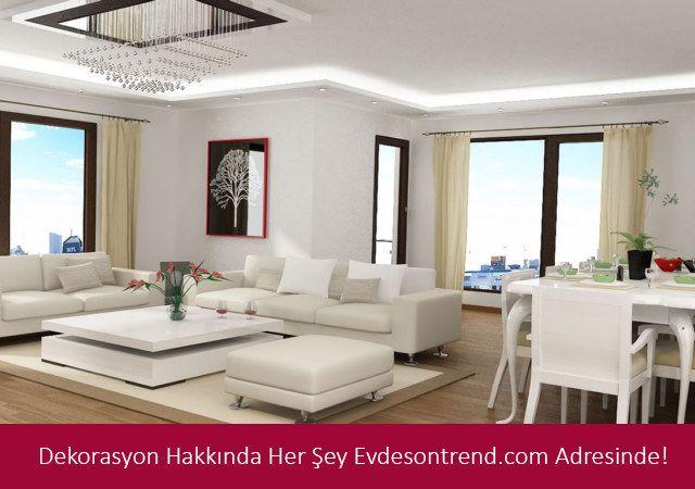 Banyo Dekorasyon - http://www.evdesontrend.com