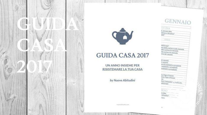 GUIDA CASA 2017