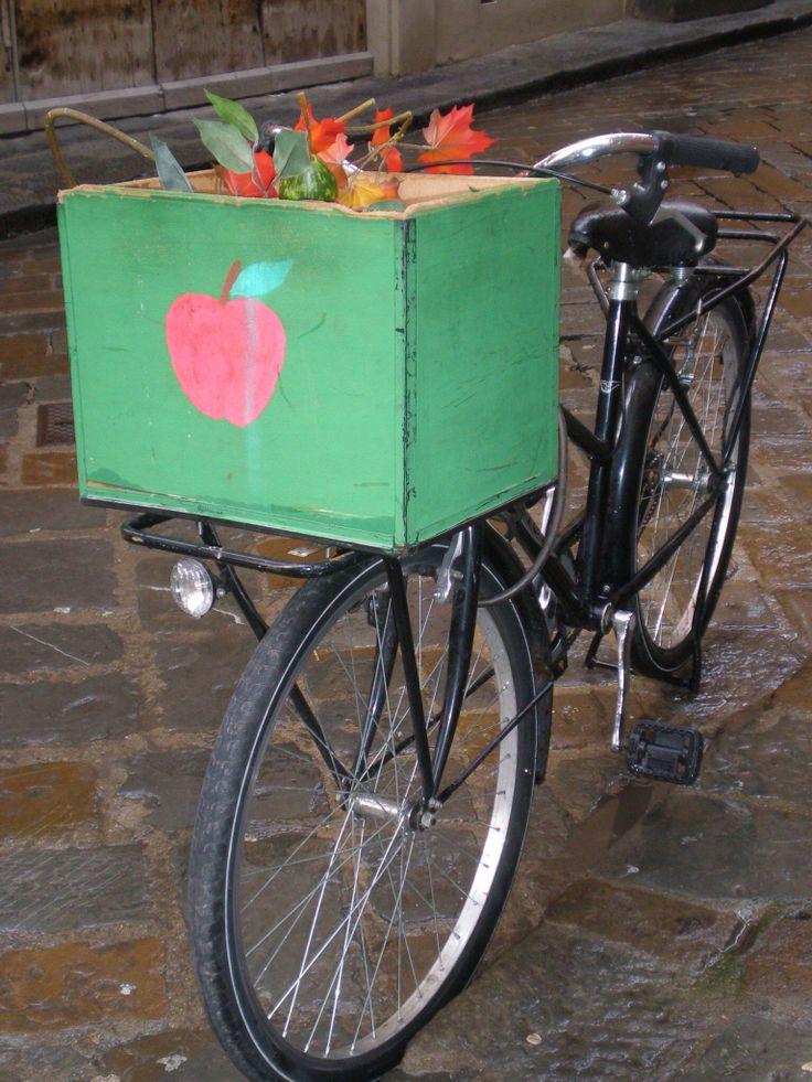 La bicicletta de La Bottega della Frutta!!