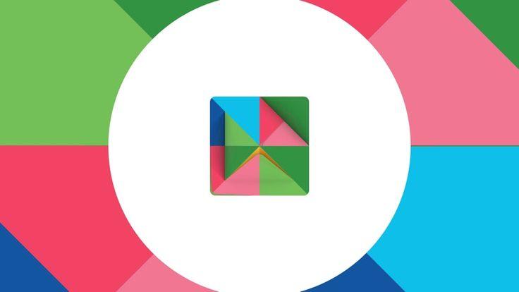 TV Lab logo animation on Vimeo