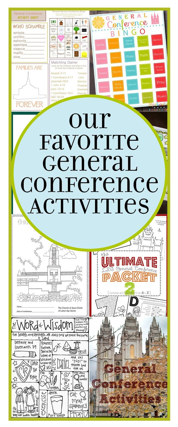 17 Best images about ☼ General Conference on Pinterest ...