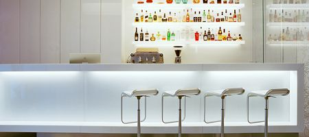 The Pure, one of the coolest design-hotels in Frankfurt