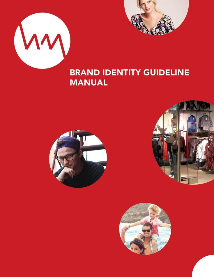 H&M Rebrand Guideline  H&M Rebrand guideline done for a school project.