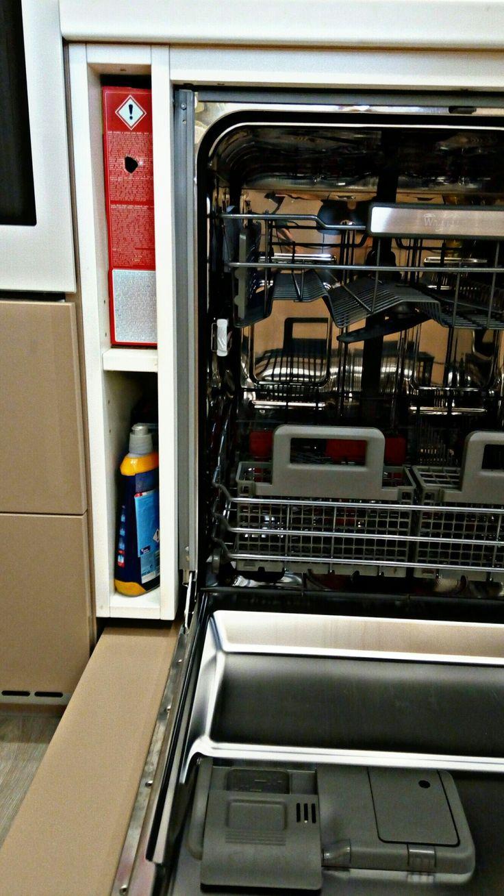 #kitchen #idea #dishwasher
