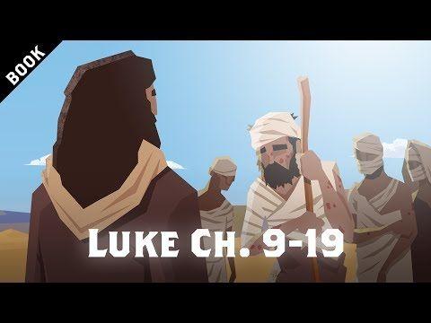 The Gospel of Luke Ch. 9-19 - YouTube