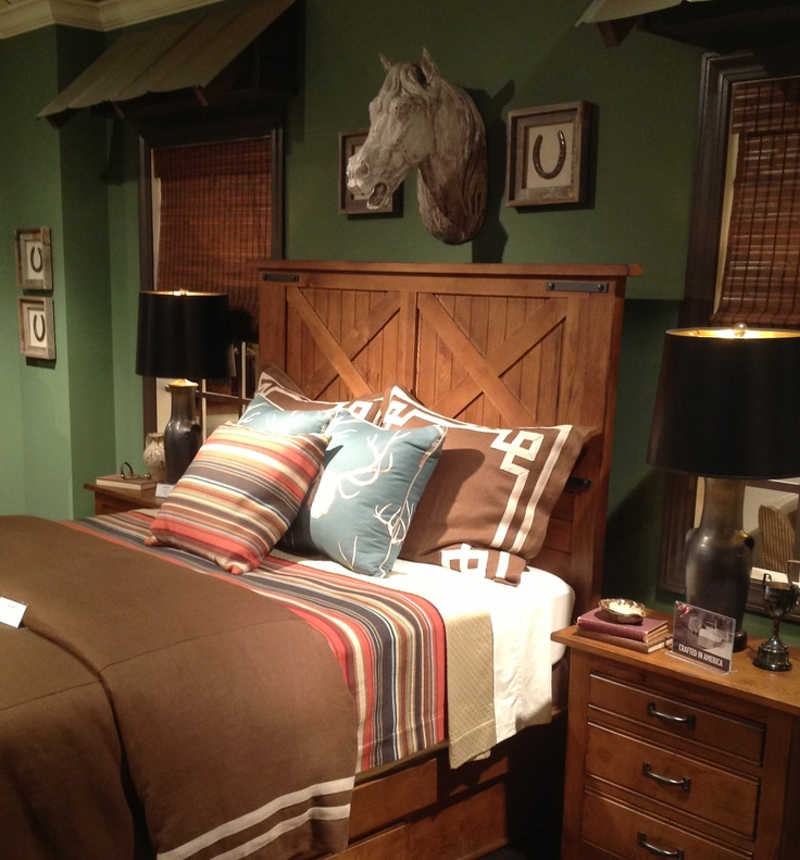 Horse Theme Bedroom Ideas: Great Equestrian Theme Bedroom