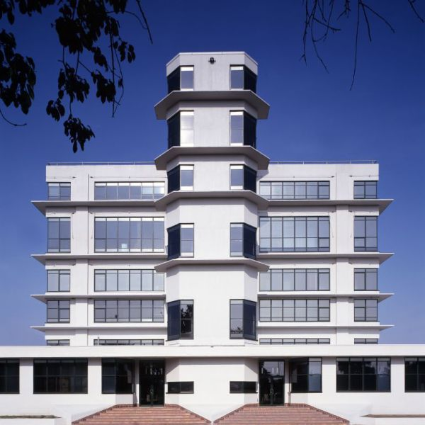 Boots Pharmacy Factory Building D10 | Beeston, Nottingham, United Kingdom | Owen Williams