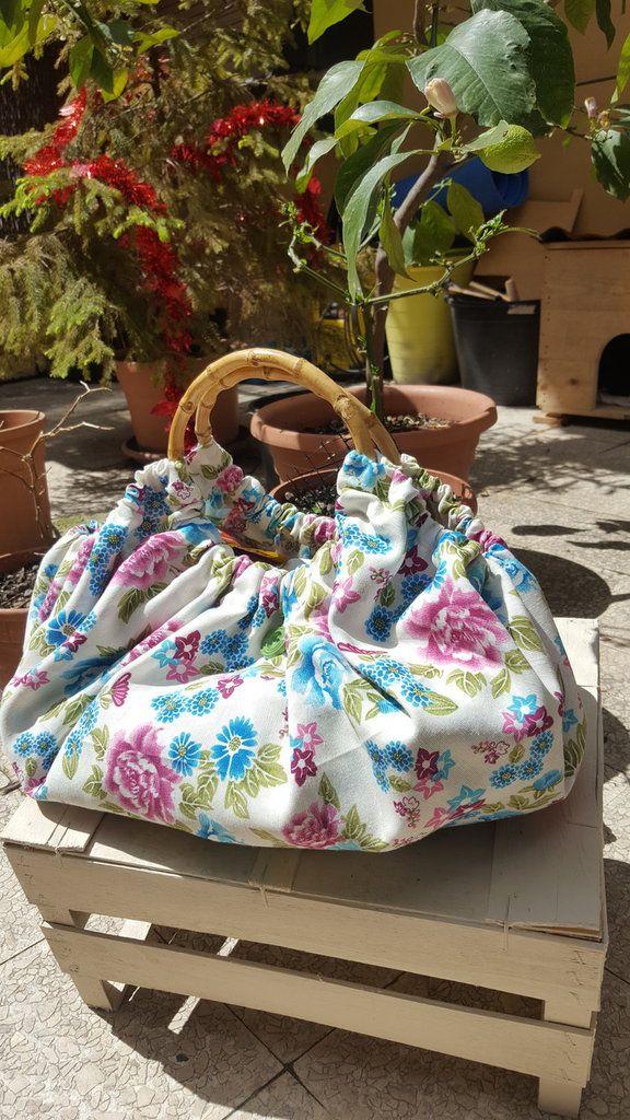 borsa con manici a mano/handbag, by madame babette, 40,00 € su misshobby.com