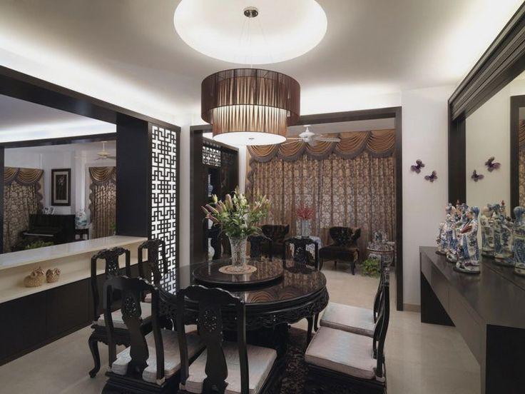 Black Dining Room Furniture Decorating Ideas - http://decorwallpaper.xyz/20160910/dining-room-design-ideas/black-dining-room-furniture-decorating-ideas/2551