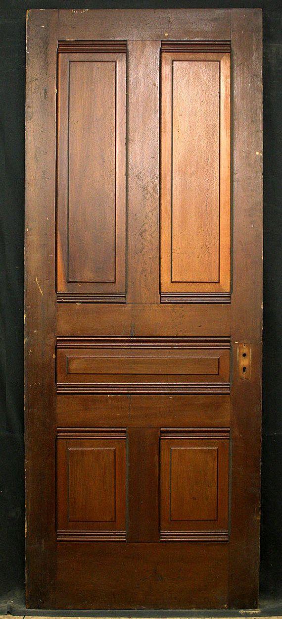 13 Best Wood Panel Doors Images On Pinterest Windows Door Entry