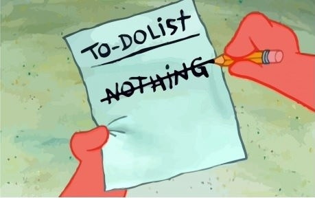 For the long weekend you were waiting for #ToDoList