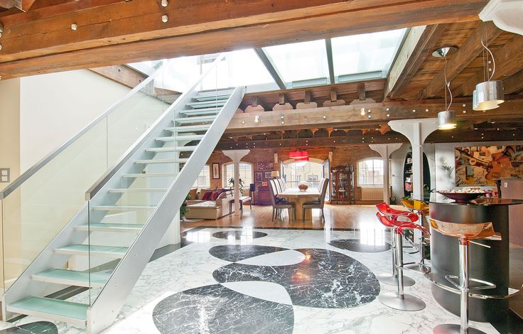 Best Glass Stairs And Bar Taken By Tom Milani In London Se1 400 x 300