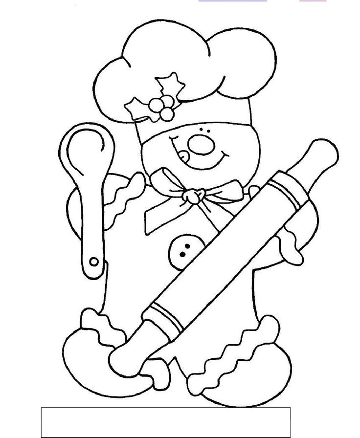 gingerbread boy coloring page - search results for gingerbread colouring pages