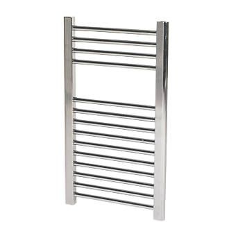 Order online at Screwfix.com. Steel construction with a high quality chrome-plated finish. Supplied with wall brackets, bleed plugs and fixings. FREE next day delivery available, free collection in 5 minutes.