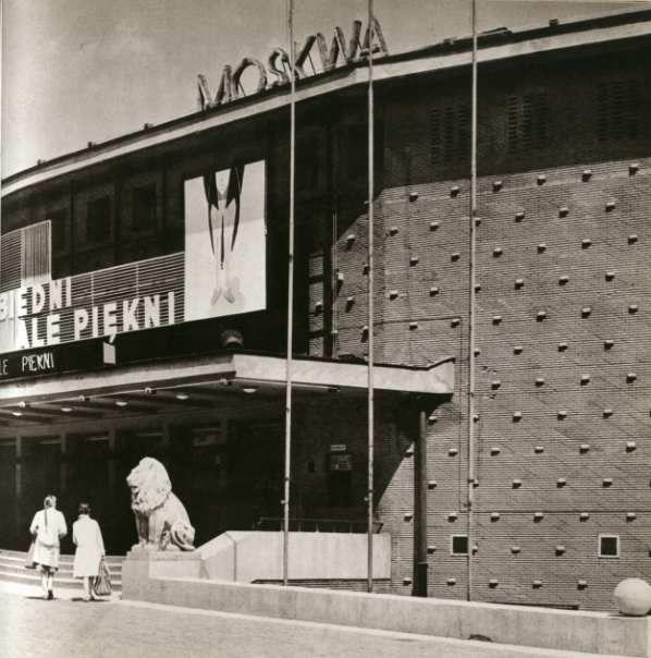 Kino Moskwa