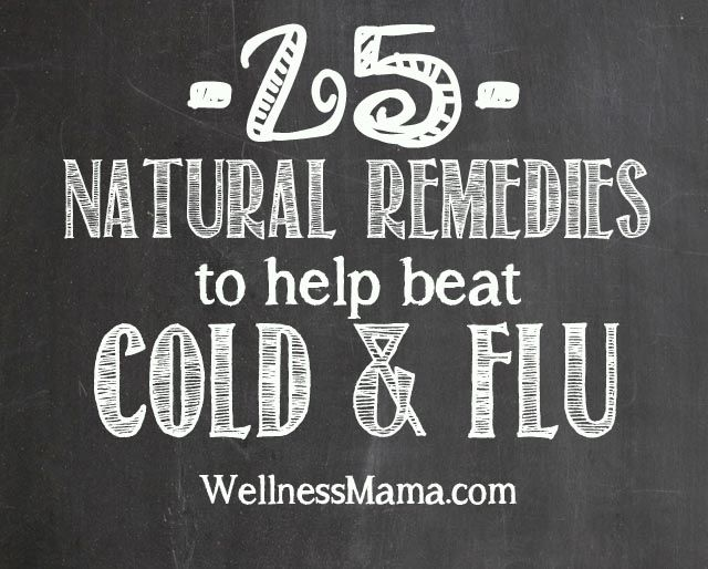 Natural Remedies for Illness - How to Recover Faster - @Katie Schmeltzer Schmeltzer Schmeltzer Schmeltzer WellnessMama