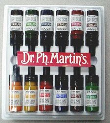 Trend Dr Martins Hydrus Watercolour Ink Set x London Graphic Centre Dr Ph Martins Hydrus Fine Art Watercolour Inks
