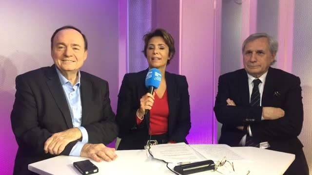 #Fillon #Macron #Mélenchon venez débattre avec Jean-Marie Colombani et Jérôme Jaffré, politologue. #presidentielle2017