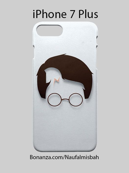 Harry Potter Minimalistic iPhone 7 PLUS Case Cover Wrap Around