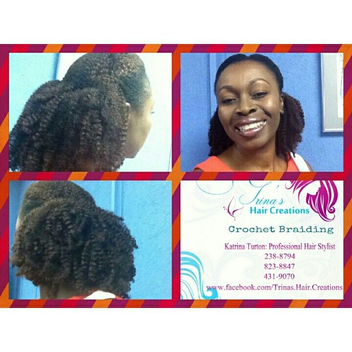 Crochet Braids In Brooklyn : by user crochet curly crochet braids braids bohemian hair dreams braid ...