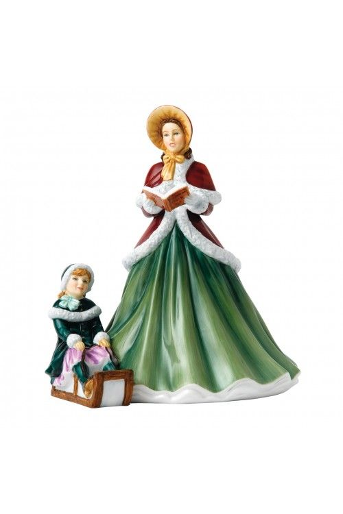 ROYAL DOULTON I Heard The Bells On Christmas Day at Waterford Wedgwood Royal Doulton, Tanger Outlets, San Marcos, TX or call 1-800-203-4540 or 512-396-4025. We ship.