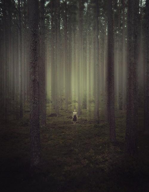 ghostly / Kirill Vorontsov