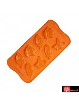 Buy Red Forest Silicone Chocolate Mould Leaf-545490 online at happyroar.com