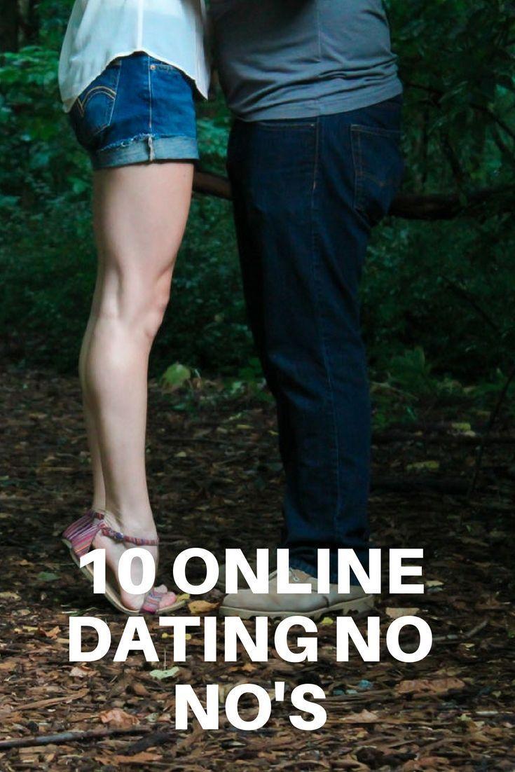 Dating no nos