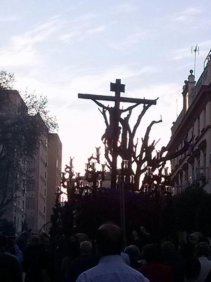La Clemencia y El Silencio, un sentimiento recorre la ciudad el Martes Santo