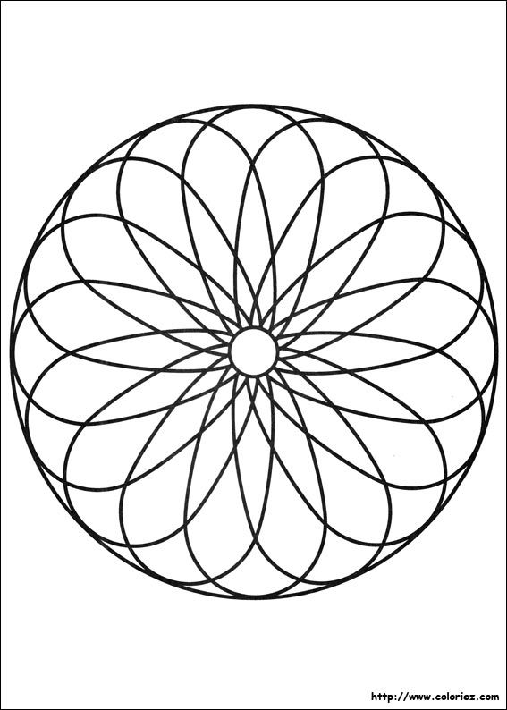 my favorite spirograph as a child