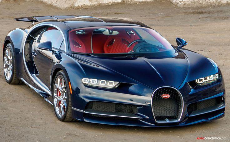 Bugatti Chiron Makes U.S. Debut – Picture Special