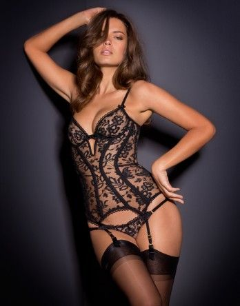 Agent Provocateur Denver Basque Approx £395. Who wouldn't feel a million dollars wearing that!                                                                                                                                                     Plus