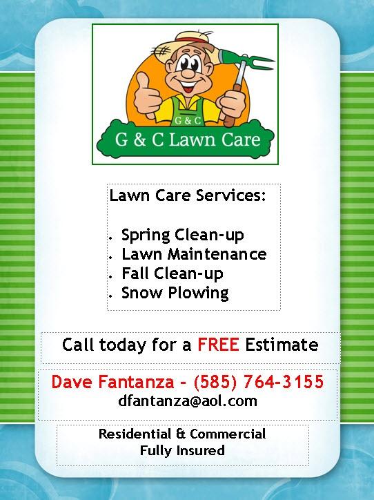 16 best Lawn care Flyers images on Pinterest