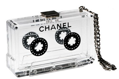 So hot.  (It's a cassette tape, for you youngsters)