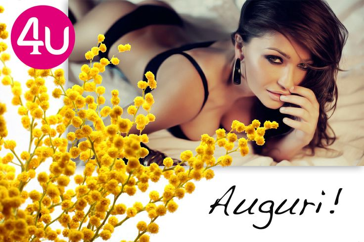 Mimosa per tutte le donne, coccolatevi! http://www.4usextoys.com/coadiuvanti/massaggi-giochi-di-coppia/