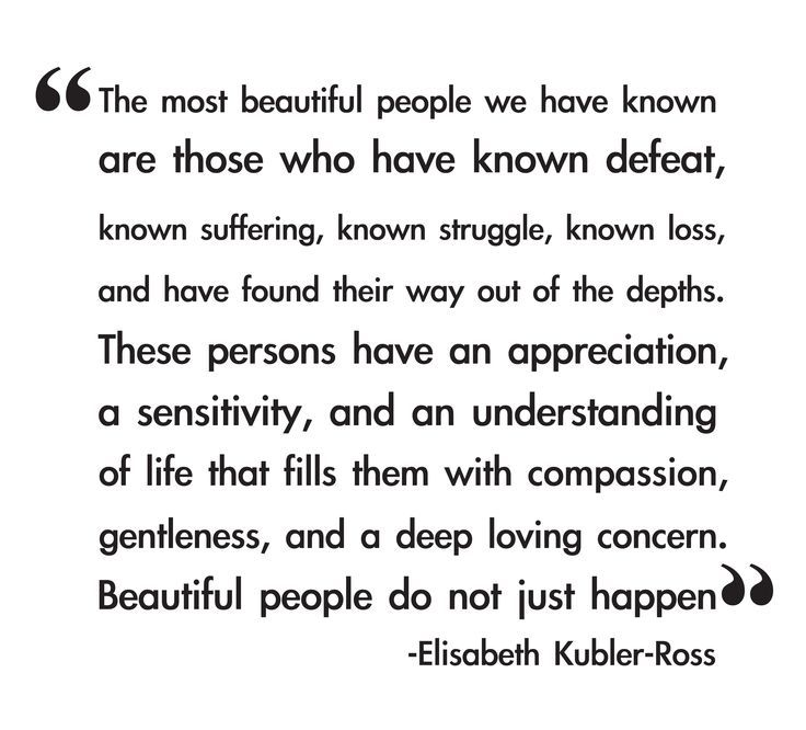 elizabeth kubler ross beautiful people - Google Search