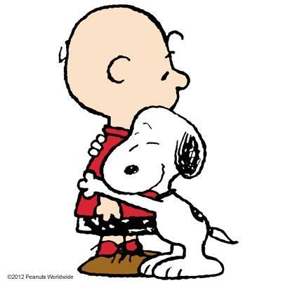 Sending you a Snoopy hug! <3