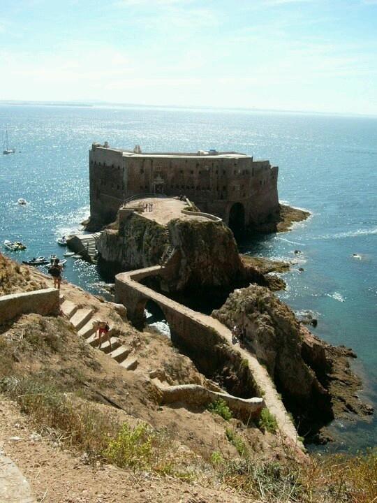 Forte de S. João, Berlengas. Portugal