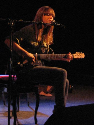 Cat Power with Danelectro