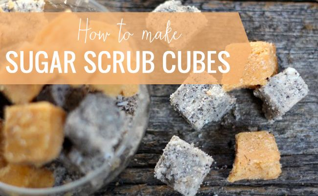 Forget the expensive, chemical filled body scrubs in shops. Make your own for healthy inexpensive gifts
