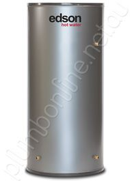 Edson 400Lt Wet Back Hot Water Heater Stove Cylinder - Non Electric