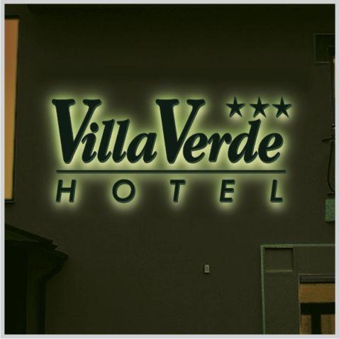 Oznakowanie Hotel - www.vds.com.pl