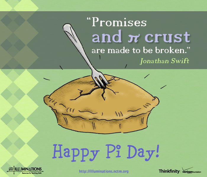 Pi Day Quotes Sayings: 17 Best Images About Pi Day On Pinterest