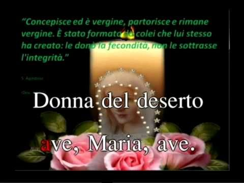 Ave Maria Balduzzi - YouTube