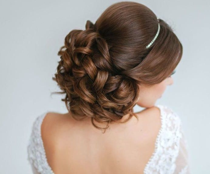120 best Wedding Bridal Hairstyles images on Pinterest ...