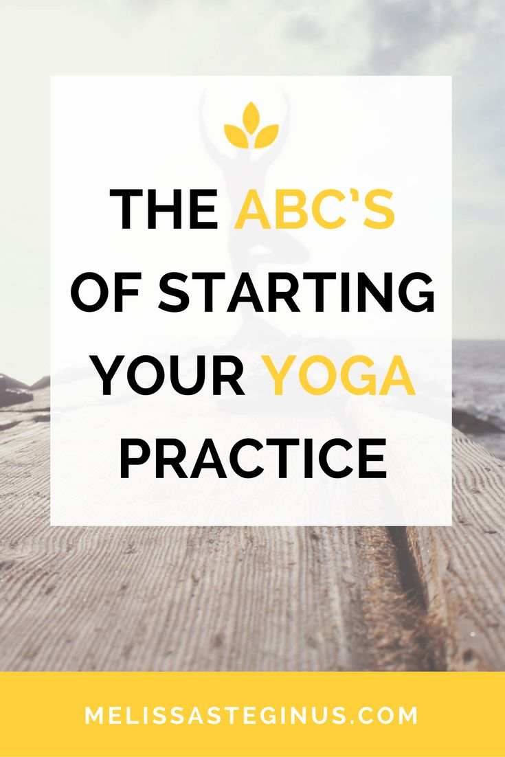 What to expect as a beginner yogi (hint: it's not as intimidating as you might think!)