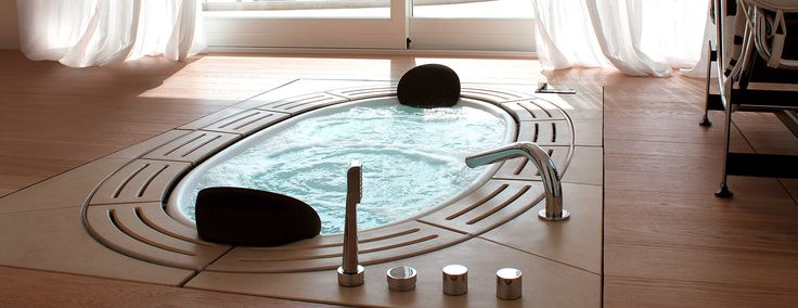 vasche sorgente - teuco #Vasca #idromassaggio #teuco