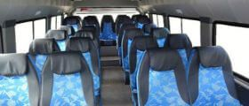 AC Tempo Traveller arrange vehicle rental services from Delhi with 9 seating capacity for tour package. Prach Holidays one of famous brand in vehicle Rental Company in Delhi and located best location of Delhi, Paharganj.